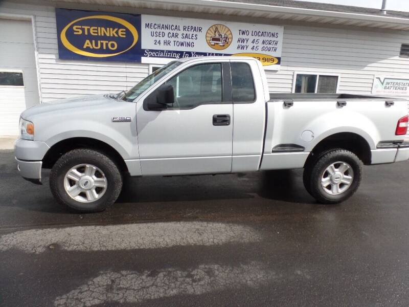 2005 Ford F-150 for sale at STEINKE AUTO INC. - Steinke Auto Inc (South) in Clintonville WI