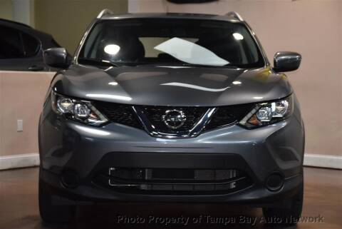 2017 Nissan Rogue Sport for sale at Tampa Bay AutoNetwork in Tampa FL