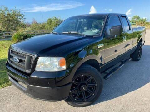 2006 Ford F-150 for sale at Deerfield Automall in Deerfield Beach FL