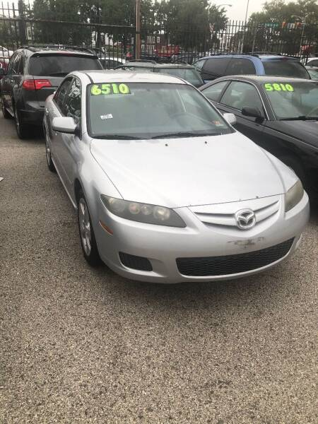 2008 Mazda MAZDA6 for sale at Z & A Auto Sales in Philadelphia PA