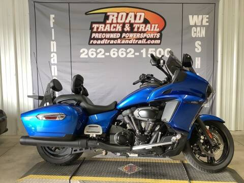 2018 Yamaha Star Eluder GT Option Package for sale at Road Track and Trail in Big Bend WI