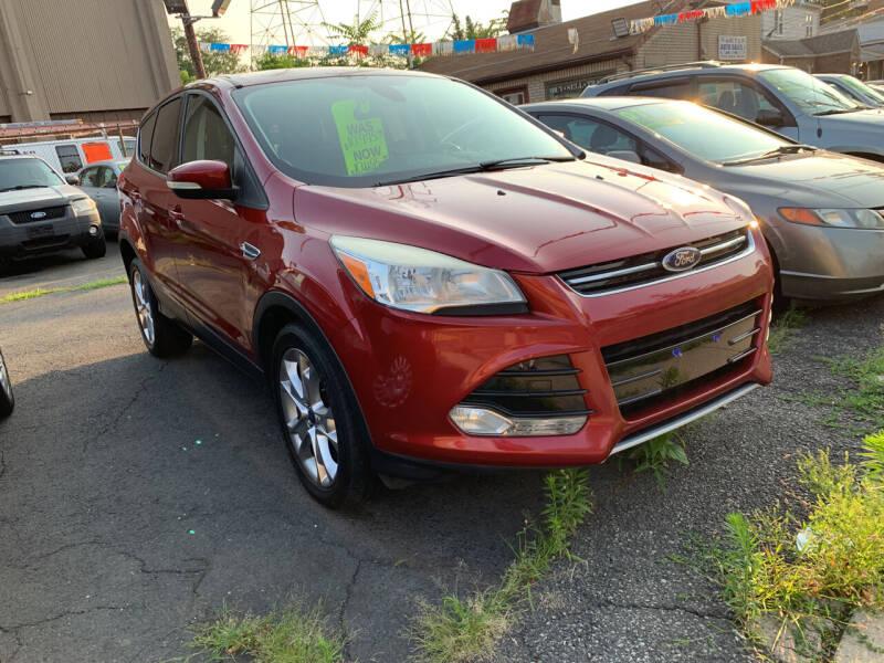 2013 Ford Escape for sale at Big T's Auto Sales in Belleville NJ