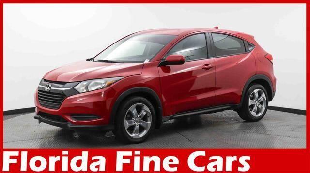 2016 Honda HR-V for sale in Miami, FL