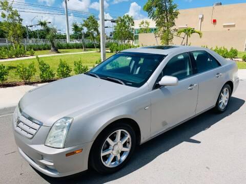 2005 Cadillac STS for sale at LA Motors Miami in Miami FL