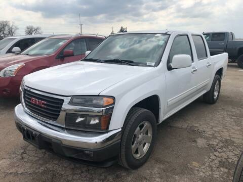 2012 GMC Canyon for sale at 9-5 AUTO in Topeka KS