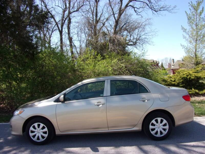 2010 Toyota Corolla for sale at ABC Auto Sales in Rogersville MO