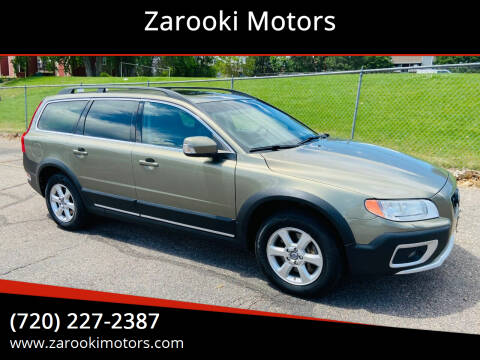 2011 Volvo XC70 for sale at Zarooki Motors in Englewood CO