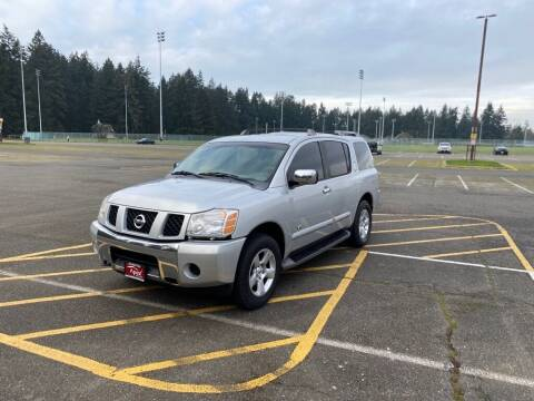 2006 Nissan Armada for sale at Apex Motors Parkland in Tacoma WA
