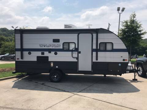 2019 Forest River Wolf Pup for sale at HIGHWAY 12 MOTORSPORTS in Nashville TN