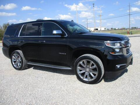 2015 Chevrolet Tahoe for sale at LK Auto Remarketing in Moore OK