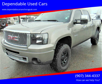 2009 GMC Sierra 1500 for sale at Dependable Used Cars in Anchorage AK
