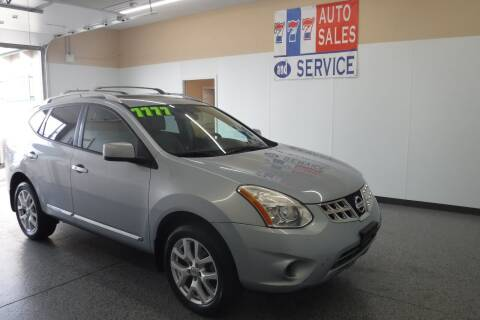 2011 Nissan Rogue for sale at 777 Auto Sales and Service in Tacoma WA