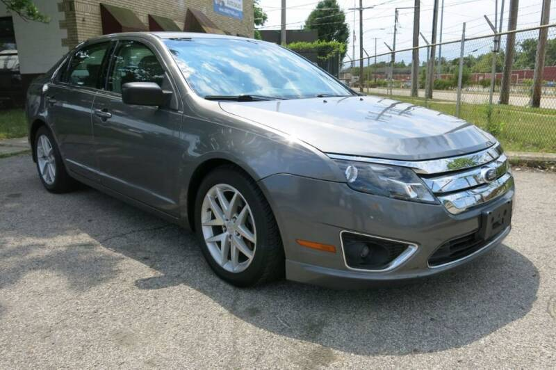 2010 Ford Fusion for sale at VA MOTORCARS in Cleveland OH