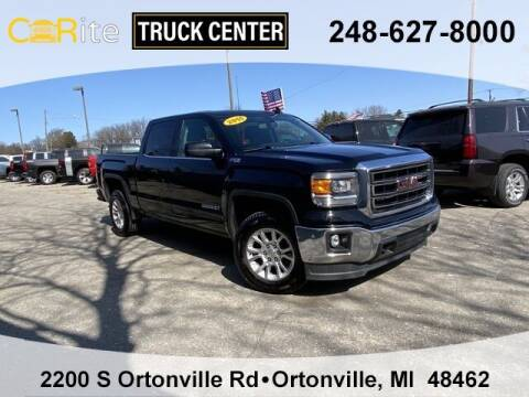 2015 GMC Sierra 1500 for sale at Carite Truck Center in Ortonville MI