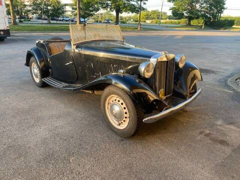 1953 MG TD for sale at Gullwing Motor Cars Inc in Astoria NY