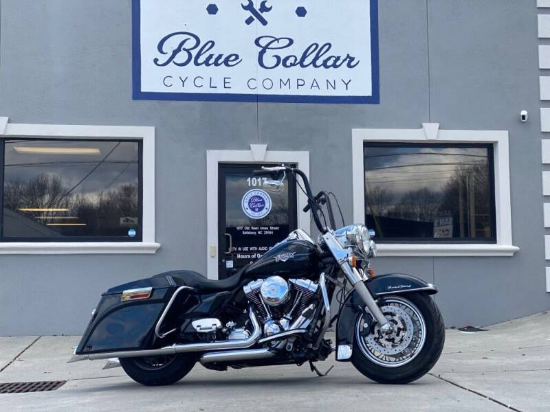 2011 Harley-Davidson Road King FLHRC for sale at Blue Collar Cycle Company in Salisbury NC