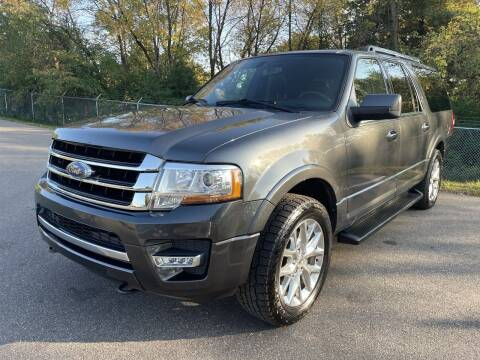 2016 Ford Expedition EL for sale at Ace Auto in Jordan MN