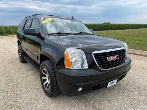 2012 GMC Yukon for sale at Alan Browne Chevy in Genoa IL