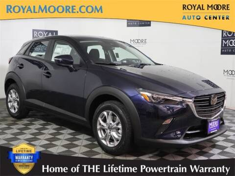 2021 Mazda CX-3 for sale at Royal Moore Custom Finance in Hillsboro OR