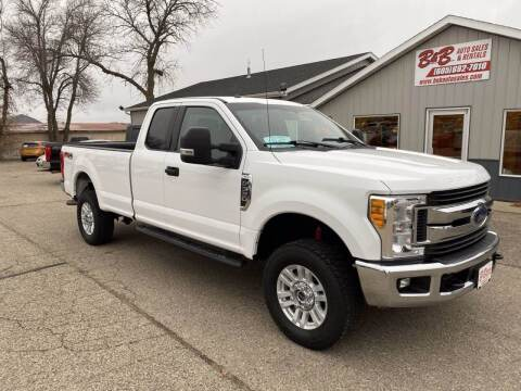 2017 Ford F-350 Super Duty for sale at B & B Auto Sales in Brookings SD