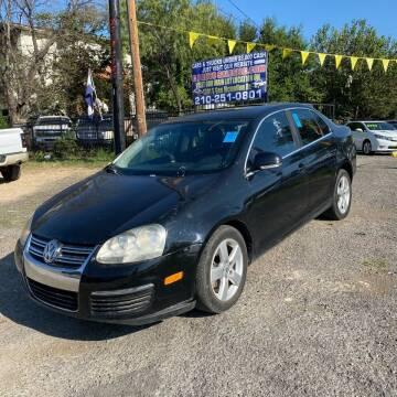 2009 Volkswagen Jetta for sale at C.J. AUTO SALES llc. in San Antonio TX