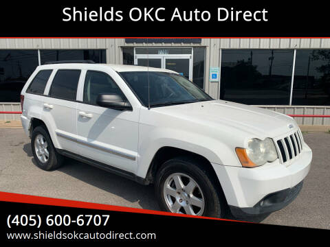 2010 Jeep Grand Cherokee for sale at Shields OKC Auto Direct in Oklahoma City OK