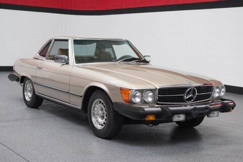 1983 Mercedes-Benz 380-Class for sale at B5 Motors in Gilbert AZ