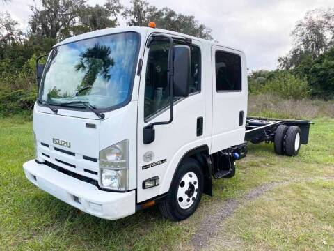 2013 Isuzu NPR for sale at Scruggs Motor Company LLC in Palatka FL