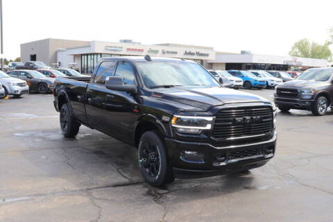 2020 RAM Ram Pickup 2500 for sale at Vance Fleet Services in Guthrie OK