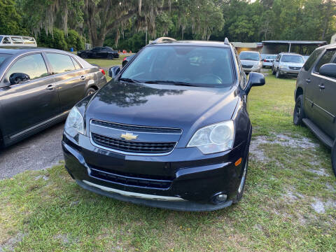 2014 Chevrolet Captiva Sport for sale at Carlyle Kelly in Jacksonville FL