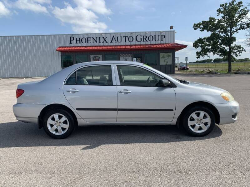 2006 Toyota Corolla for sale at PHOENIX AUTO GROUP in Belton TX