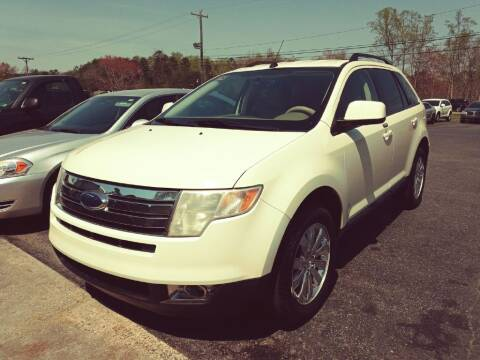 2007 Ford Edge for sale at IDEAL IMPORTS WEST in Rock Hill SC