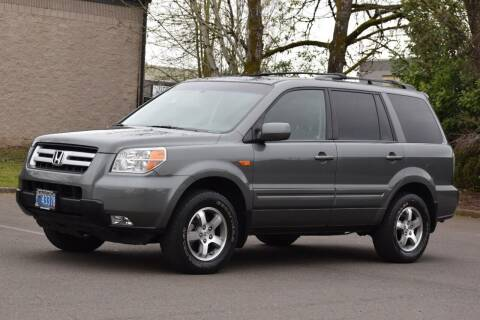 2008 Honda Pilot for sale at Beaverton Auto Wholesale LLC in Aloha OR