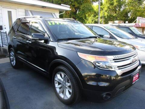 2013 Ford Explorer for sale at GENOA MOTORS INC in Genoa IL
