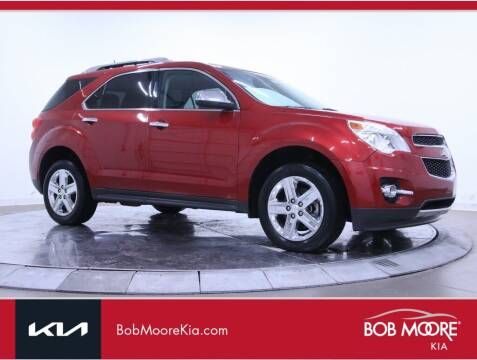2014 Chevrolet Equinox for sale at Bob Moore Kia in Oklahoma City OK