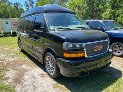 2013 GMC Savana Cargo for sale at Carlyle Kelly in Jacksonville FL