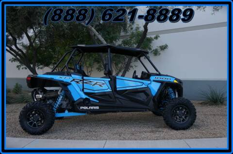 2020 Polaris RZR XP 4 for sale at Motomaxcycles.com in Mesa AZ