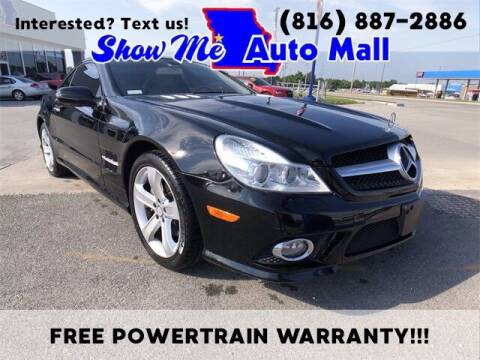 2009 Mercedes-Benz SL-Class for sale at Show Me Auto Mall in Harrisonville MO