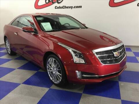 2015 Cadillac ATS for sale at Cole Chevy Pre-Owned in Bluefield WV