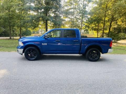 2015 RAM Ram Pickup 1500 for sale at H&C Auto in Oilville VA