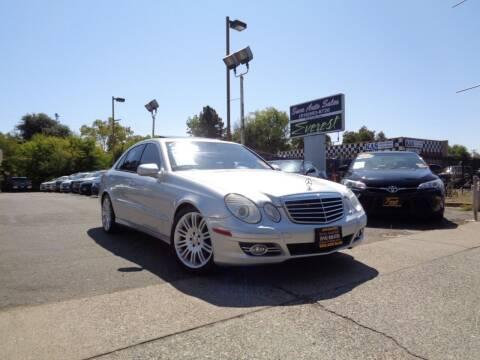 2008 Mercedes-Benz E-Class for sale at Save Auto Sales in Sacramento CA