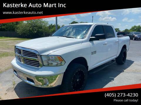 2015 RAM Ram Pickup 1500 for sale at Kasterke Auto Mart Inc in Shawnee OK