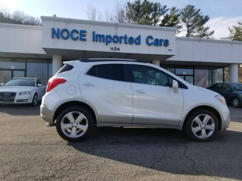 2015 Buick Encore for sale at Carlo Noce Imported Cars INC in Vestal NY