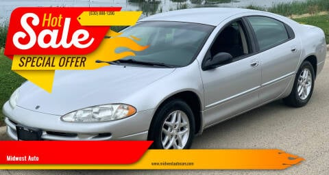 2002 Dodge Intrepid for sale at Midwest Auto in Naperville IL