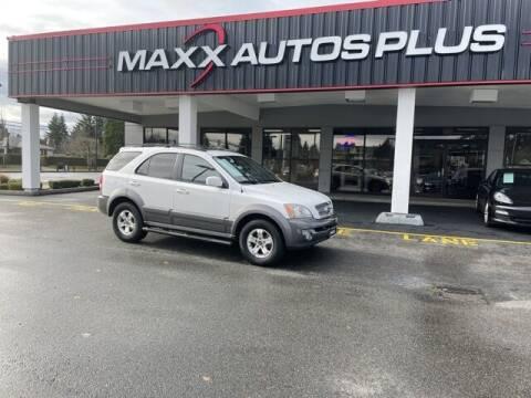 2005 Kia Sorento for sale at Maxx Autos Plus in Puyallup WA