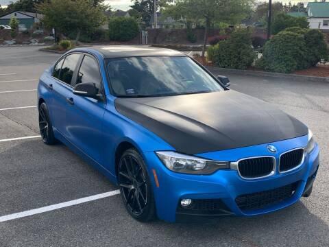2013 BMW 3 Series for sale at Washington Auto Sales in Tacoma WA