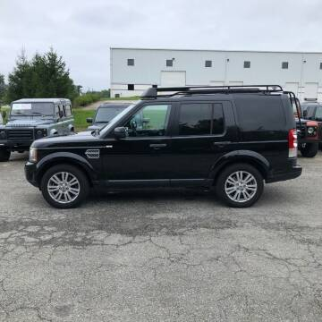 2011 Land Rover LR4 for sale at Platinum Motor Sports in La Grange KY