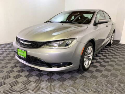 2016 Chrysler 200 for sale at Sunset Auto Wholesale in Tacoma WA