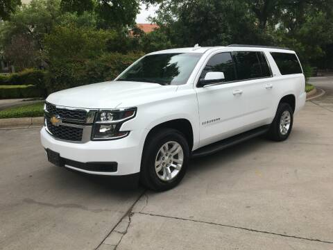 2016 Chevrolet Suburban for sale at Motorcars Group Management - Bud Johnson Motor Co in San Antonio TX