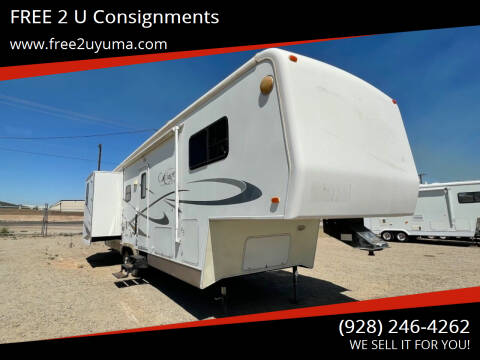 2004 Carriage Cameo for sale at FREE 2 U Consignments in Yuma AZ
